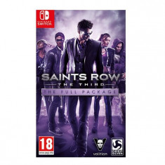 Saints Row The Third Complete Edition Nintendo Switch