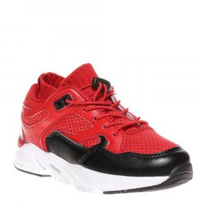 Pantofi sport copii Kaori rosii