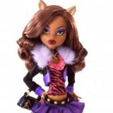 Clawdeen Wolf Monster High, Mattel