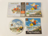 Joc Sony Playstation 1 PS1 PS One - Stuart Little 2, Single player, Actiune, Toate varstele