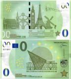 GERMANIA 2018 0 EURO MEMO, DRESDA - MUZEUL ISTORIEI MILITARE, UNC