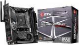 Cumpara ieftin Placa de baza MSI MPG B550I Gaming Edge Wifi Am4, Pentru AMD, DDR4