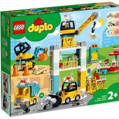 LEGO Duplo - Macara si Constructie 10933