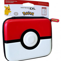 Accesoriu Universal Console Case Pokeball Edition Nintendo Ds