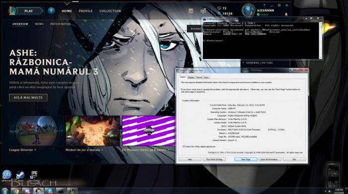 Sistem PC Desktop full