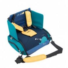 Inaltator scaun masa portabil Olmitos Blue Whale