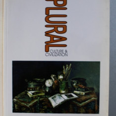 THE ROMANIAN CULTURAL INSTITUTE , PLURAL : CULTURE & CIVILIZATION by AURORA FABRITIUS , 2004