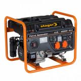 Cumpara ieftin Stager GG 2800 generator open-frame 2kW, monofazat, benzina, pornire la sfoara
