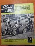 sport si tehnica septembrie 1973-motociclism,planorism,aeromodelism