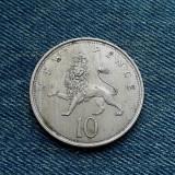 2k - 10 New Pence 1968 Anglia / Marea Britanie / Elisabeta II, Europa