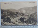 Carte potala Anina Gara si uzinele, Necirculata, Printata