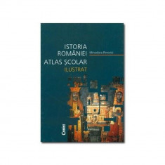 Atlas Ilustrat Scolar de istorie universala - Mihai Manea, Adrian Pascu