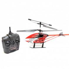 Elicopter Fly to Sky RC cu telecomanda 2.4GHz, control 360 grade, 45cm, rosu