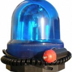 Girofar Albastru 12V
