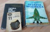 Aviatia moderna, Atentiune vorbeste Luna, Zborul spre infinit