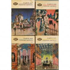 Misterele Parisului (vol. 1-4) - Eugene Sue