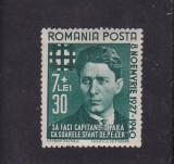 ROMANIA 1940  LP 142 I   CORNELIU  ZELEA   CODREANU    MNH