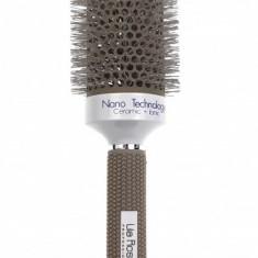 Perie profesionala de par, nano ceramic ionic 53 mm - Lila Rossa PC53