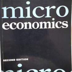 H Gravelle & R Rees, MICROECONOMICS (2ND ED)