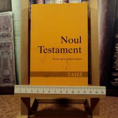 """Noul testament """"A5585"""""""