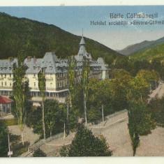 cp Calimanesti : Hotelul Societatii Govora-Calimanesti