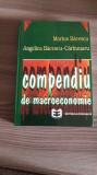 Compendiu de macroeconomie, Marius Bacescu & Angelica Bacescu-Carbunaru