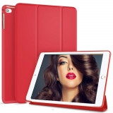 "Cumpara ieftin Husa Tableta Apple iPad 10.2"" 7Th Generation 2019 IPad Gen 7 A2200, A2198, A2232, A2197 ofera protectie Luxury Red"