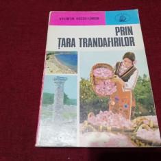 VALENTIN HOSSU LONGIN - PRIN TARA TRANDAFIRILOR