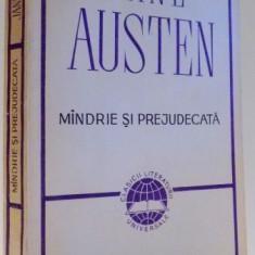 MANDRIE SI PREJUDECATA de JANE AUSTEN , 1968