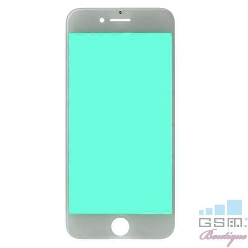 Geam iPhone 8 Alb