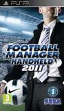 Joc PSP Fotball Manager Handheld 2011