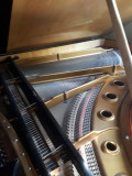 pian J.Fritz and Sohn de vanzare.medaliat.peste120 ani.  coada medie,functional.