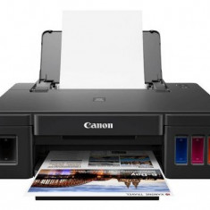 Imprimanta Canon PIXMA G1411, 4800 x 1200 dpi, 8.8 ipm (Negru)