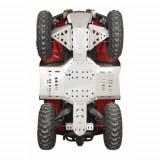 Scut ATV Can-Am Outlander 450/570 2017 Aluminiu Full Kit