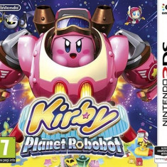 Kirby: Planet Robobot 3DS