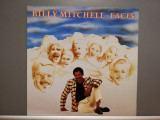 Billy Mitchell – Faces (1987/Optimism/RFG) - Vinil/Smooth Jazz/Impecabil (M)