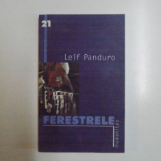 FERESTRELE de LEIF PANDURO , 2001
