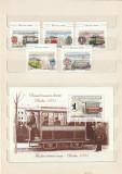 TRAMVAIE ELECTRICE SERIE + COLITA DANTELATA ( LP 1842 + LP 1843 ) 2009
