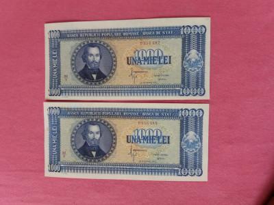 Bancnote romanesti 1000lei 1950 aproape unc foto