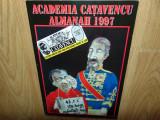 ALMANAH CATAVENCU ANUL 1997
