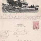 Bucuresti - Manastirea Pantelimon - clasica, Circulata, Printata