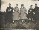 A598 Fotografie ofiteri romani cu sabii anii 1920 poza veche