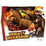 Dinozaur T-Rex, lumini si sunete, 30 cm, 3 ani+