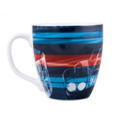 Cana ceramica Porsche 21, 400 ml, Multicolor
