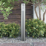 Lampă de exterior din oțel inoxidabil 15 x 100 cm