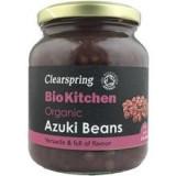 Fasole Adzuki Bio in Suc Propriu Clearspring 350gr Cod: 5021554989912