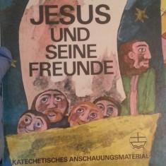 Jesus und seine freunde