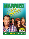 FILM SERIAL Married With Children 33 DVD Box Set ( Familia Bundy )