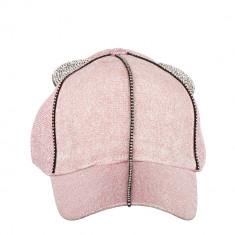 Sapca dama roz