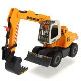Cumpara ieftin Excavator Dickie Toys DT 433 cu accesorii